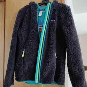 Patagonia Hooded Retro X Cardigan Jacket